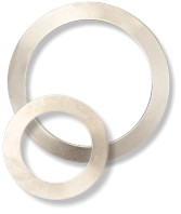 plain bearing preload type disc springs